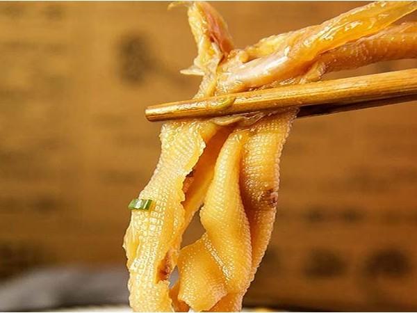 哪里有生产代加工无骨鸭掌的厂家?