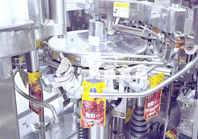 卤味小鸡腿小包装工厂自动化生产加工视频