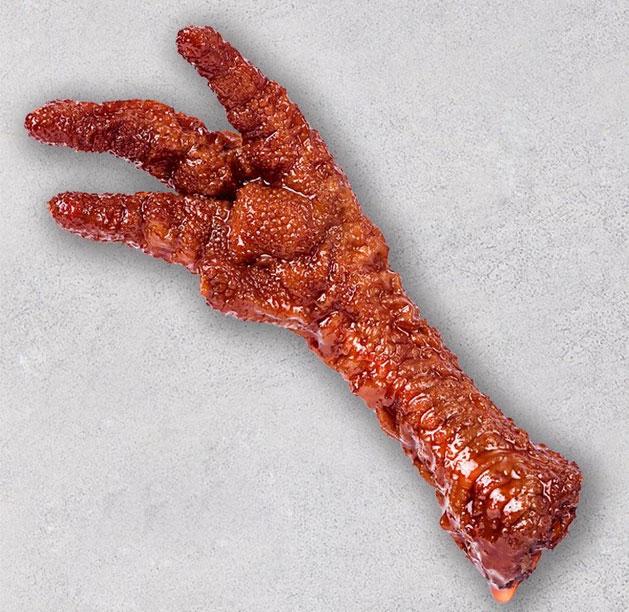 虎皮鸡爪高温杀菌如何加工