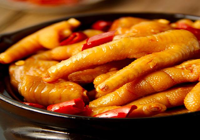 怎么找无骨鸡爪卤味休闲食品代加工生产厂家?